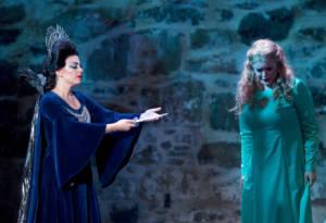 Die Zauberflöte (Königin der Nacht)
